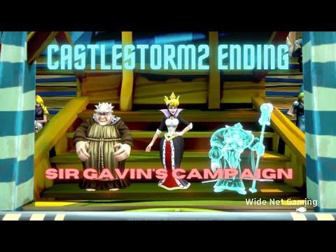 CastleStorm II Ending - Sir Gavin's Campaign |