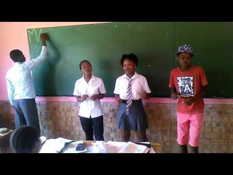Gospel malebo secondary school