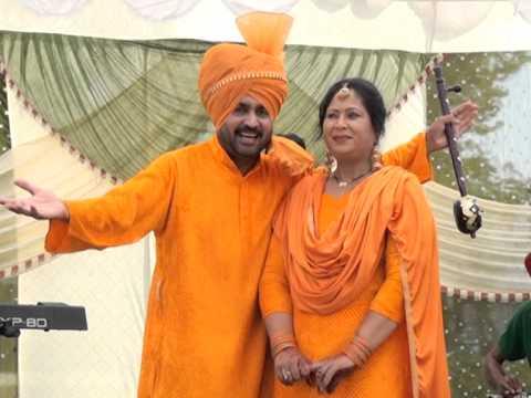 Tere Viyah De Laddu - ਤੇਰੇ ਵਿਆਹ ਦੇ ਲੱਡੂ - (Hakam Bakhtari Wala & Daljit Kaur)