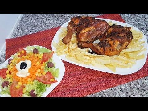 poulet-rôti-:-la-meilleure-recette---مطبخ-أم-وليد-oum-walid