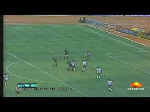 Best goal ever!!! Manuel Negrete from México