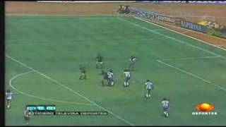Best goal ever!!! Manuel Negrete from México