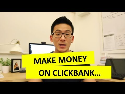 Affiliate Marketing 101 - Make Money On Clickbank Using This Strategy
