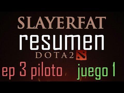 dota 2 español resumen gameplay 1