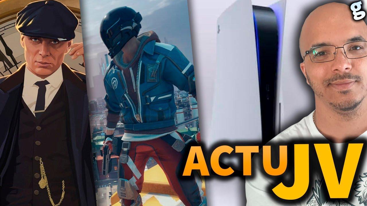 Nouvelle fonctionnalité PS5, Infos et date jeu Peaky Blinders, Nouveaux détails Project Athia