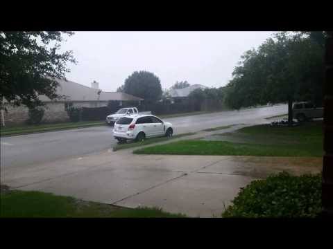 Flood of May 2015 - Round Rock/Pflugerville, Texas
