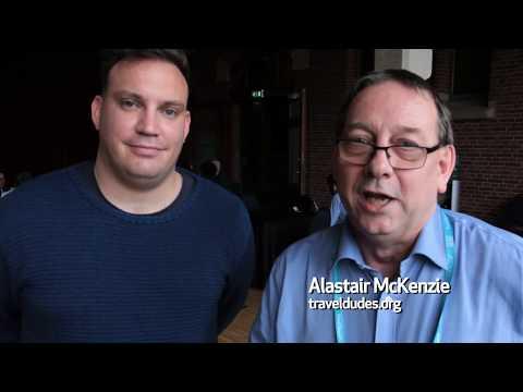 Alastair McKenzie, traveldudes.org interviews Neil Waller, Co-founder whalar at Phocuswright Europe