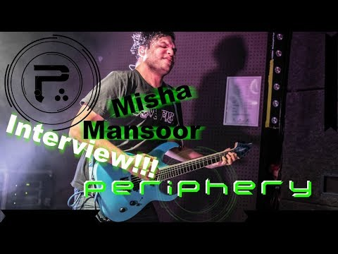 Periphery Interview Misha!!!!