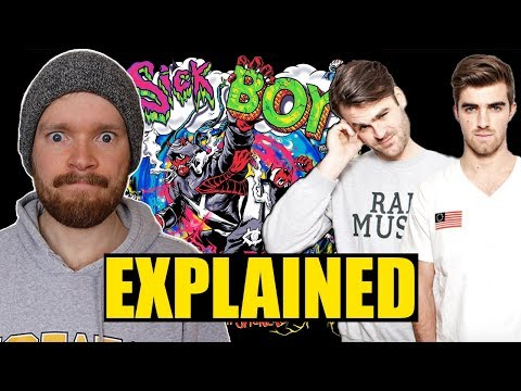 Chainsmokers Sick Boy Needs Some Work  Lyrics Explained