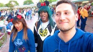 KICKED OUT OF DISNEYLAND