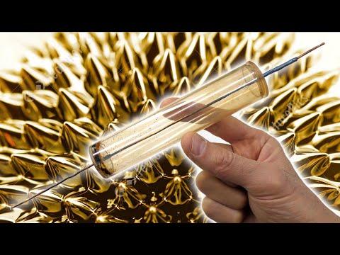 🌑 ИНТЕРЕСНЫЕ ЭФФЕКТЫ  Магнитная жидкость + Проводник с током Научные эксперименты Игорь Белецкий