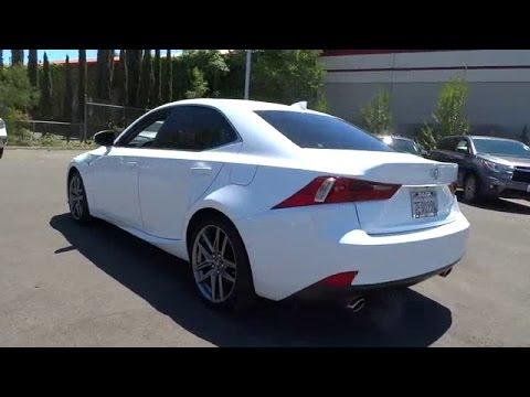 2014 Lexus IS 250 San Francisco, Napa, Santa Rosa, Vallejo, Oakland, CA P2555