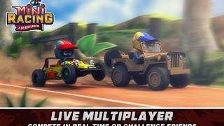 Mini Racing Adventure   Fun Car Games For Android   Car Racing Cartoon Games To Play Now
