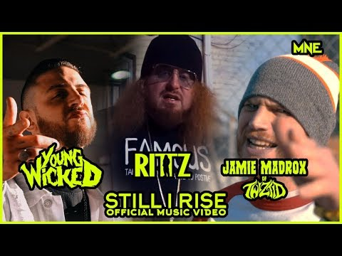Young Wicked, Rittz & Jamie Madrox of Twiztid - Still I Rise Official Video
