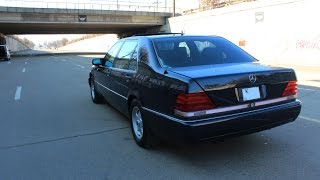 Тест-драйв Mercedes-Benz s-class w140 (полная версия) обзор PitStopMD