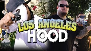 Los Angeles: Mit Gang in der Hood ⎮ Mein Leben in L.A. ⎮ Ghetto Doku Reportage ⎮ Max Cameo