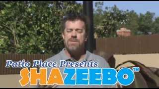 Patio Palace Presentss Shazeebo And Low Coast Shade Solution