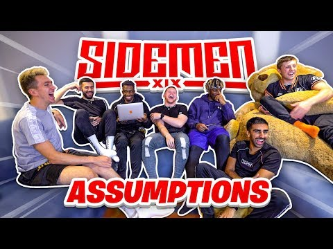SIDEMEN ANSWER YOUR