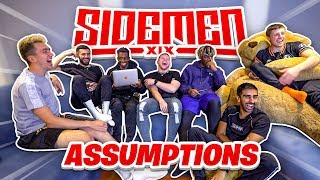 SIDEMEN ANSWER YOUR ASSUMPTIONS