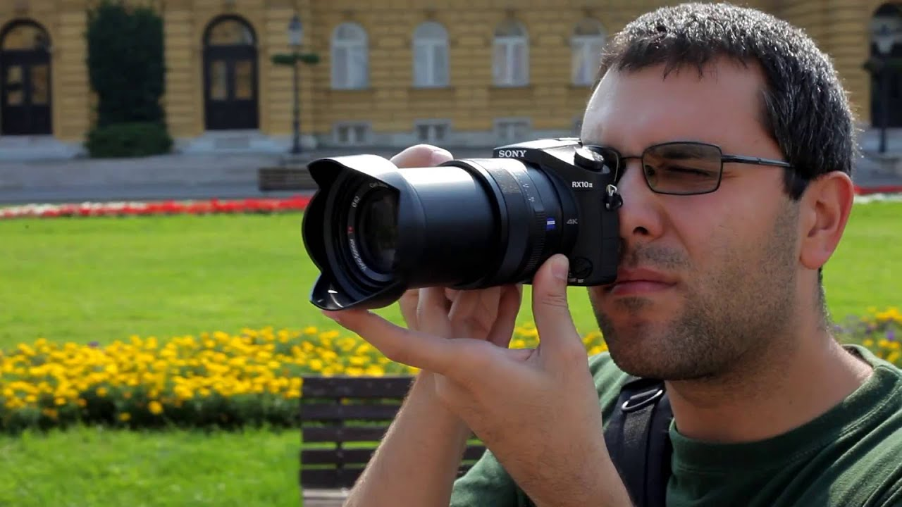 Sony RX10 II : Review