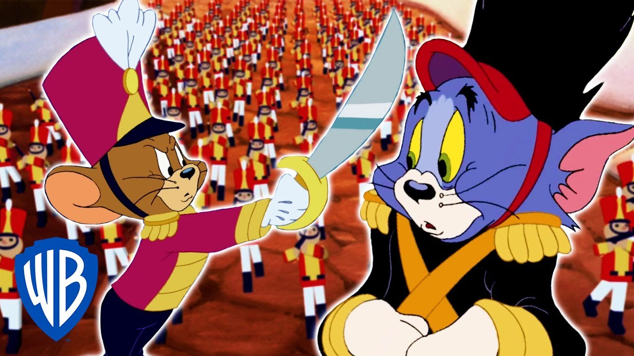 Download Tom & Jerry | The Final Nutcracker Battle | WB Kids