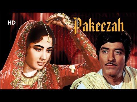 Pakeezah (HD) | Meena Kumari | Raaj Kumar | Nargis | Ashok Kumar | Bollywood Old Blockbuster Movie