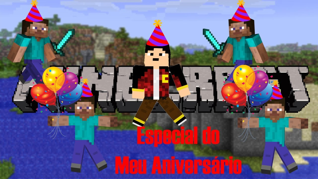 Creeper Wallpaper Hd Especial Do Meu Aniversario Minecraft Com Amigos Youtube