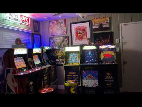 Fight Cave Arcade November 2020 Update Arcade1up Stern Pinball from Combat and Collecting