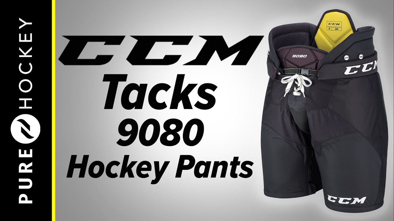 CCM Tacks 9080 Hockey Pants | Product Review