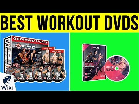 10 Best Workout DVDs 2019