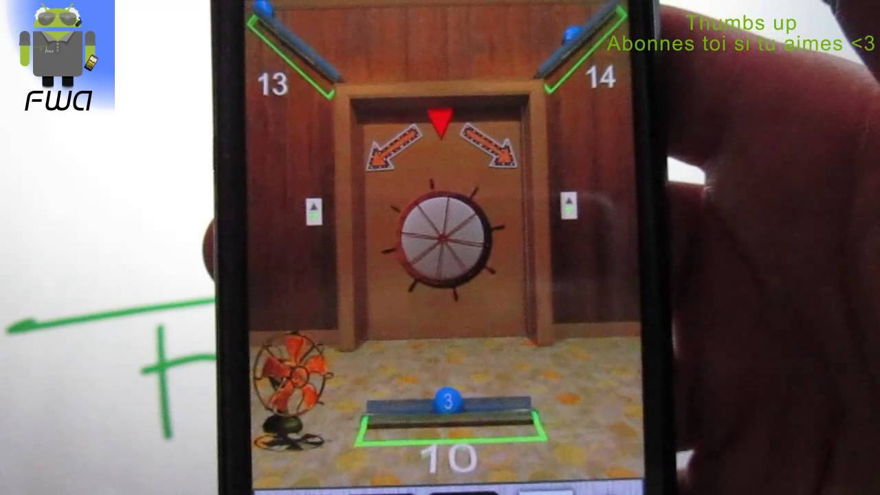 100 Doors Of Revenge Niveau 73 Fr Solution Explication Android Youtube