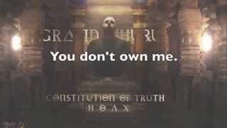 Grand Uhuru - You Don't Own Me