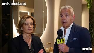 Salone Internazionale del Bagno 2018 | NOVELLO - Monica Novello, Stefano Cavazzana - Craft, Quadri