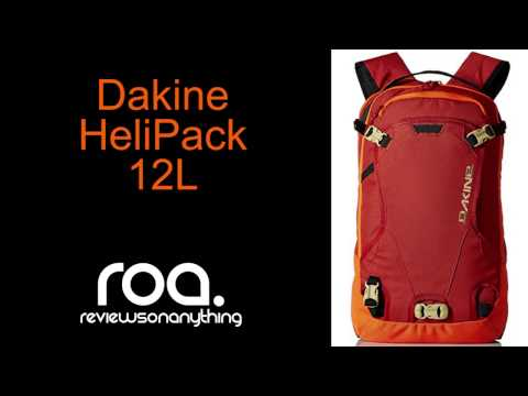 DAKINE Helipack 12l review