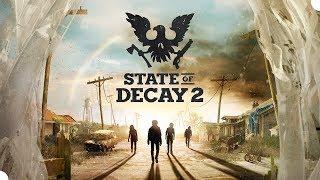 STATE OF DECAY 2 - O Início de Gameplay, em Português PT BR! Apocalipse Zumbi em Mundo Aberto!