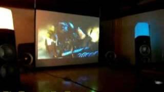 Philips HUGE amBX Warhammer demo