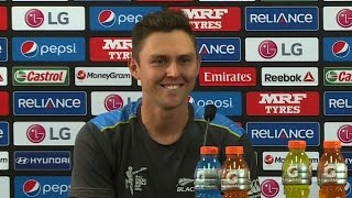 2015 WC: Boult REACTS on Vettori