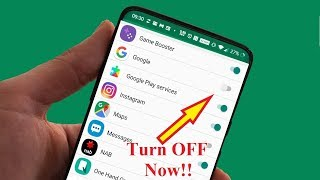 Android Settings You Need To Turn Off Now!!