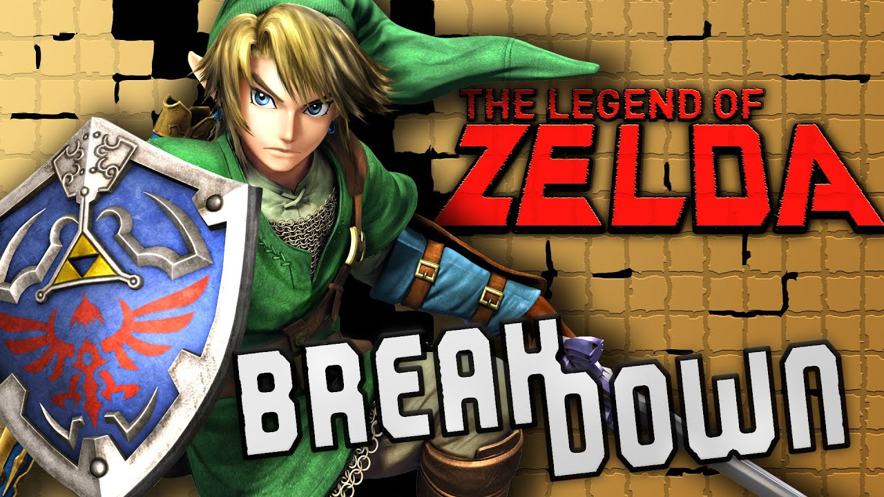 The Legend Of Zelda Break Down: A Link Through Time - A breakdown of the NES game 'The Legend of Zelda' by Furst. Uploaded to the Game Theorists channel on Dec. 25, 2015.