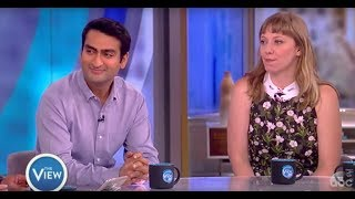 Kumail Nanjiani & Emily V. Gordon On Their Love Story 'The Big Sick' | The View