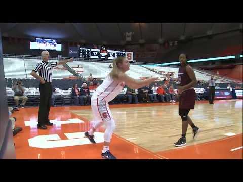 Highlights | Syracuse vs. Maryland Eastern Shore