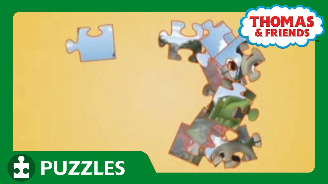 Thomas & Friends: Engine Puzzle 2
