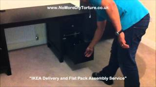 Ikea Office Furniture, Ikea Home Office Furniture, Design Ideas, Reviews, Flatpack Assembly