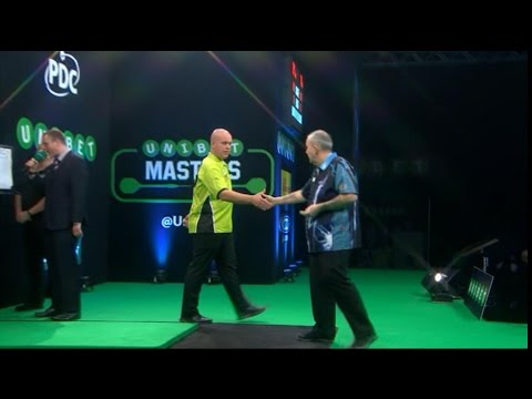 van Gerwen v Taylor [SF] 2016 Masters Darts