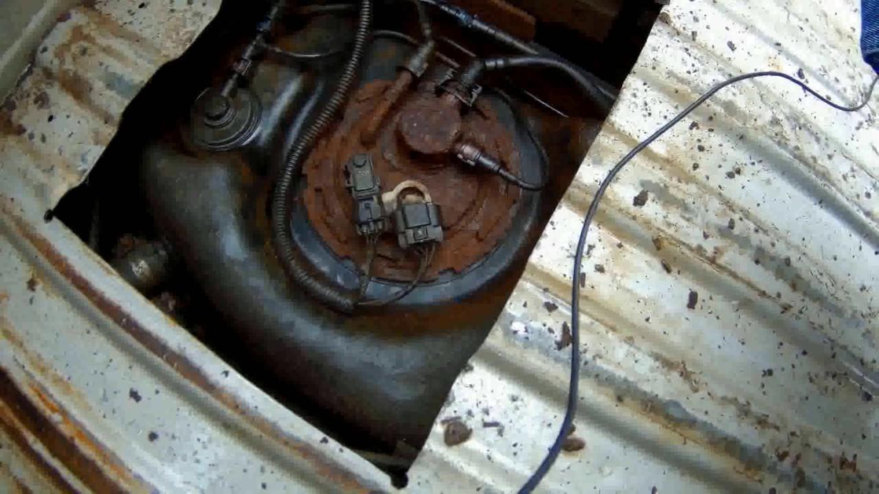 silverado 2004 fuel pump replacement [ 1280 x 720 Pixel ]