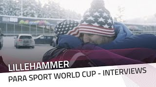 Lillehammer takes Para Sport centre stage | IBSF Para Sport Official