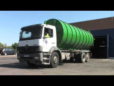 Envac Automated Refuse Collection System