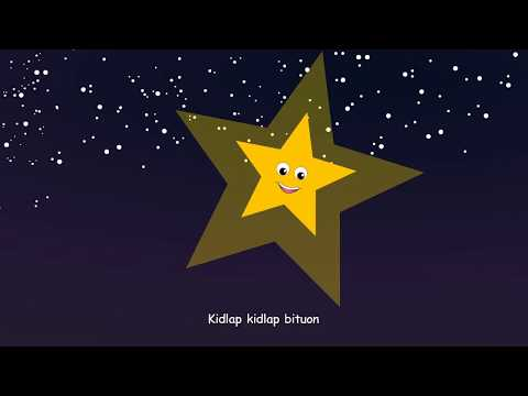 Kidlap Kidlap Bituon - With Vocals (Twinkle Twinkle Little Stars Bisaya Version)