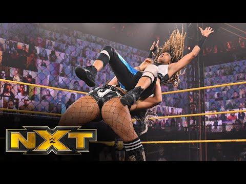 Toni Storm vs. Zayda Ramier: WWE NXT, April 27, 2021