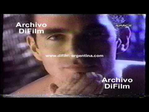 DiFilm - Publicidad Gillette Gel Crema De Afeitar (1993)